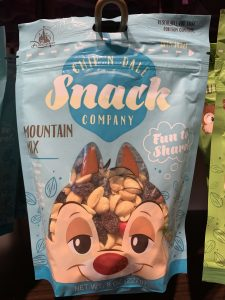 Chip N Dale Snack Co Mountain Mix is a healthy snack
