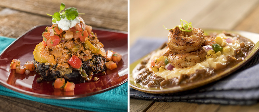 Offerings from the Florida Fresh Outdoor Kitchen for the 2020 Epcot International Flower & Garden Festival