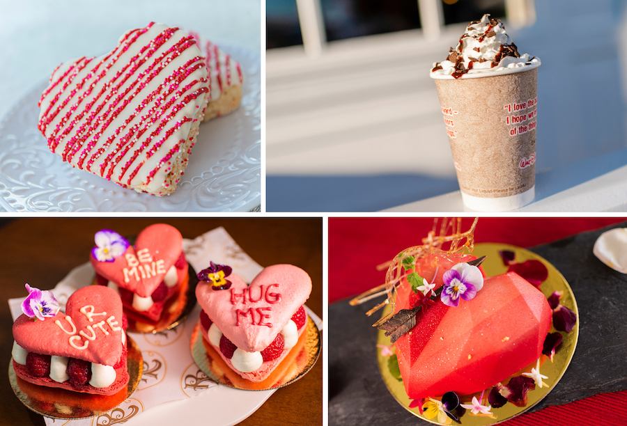 Valentine's Season Offerings across Walt Disney World Resort