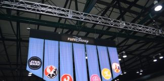 runDisney race weekend
