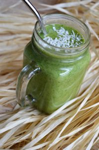 Green Smoothie Disney at home recipe