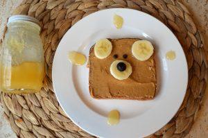 Winnie the Pooh from Disney Kids Snacks