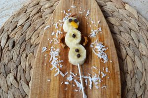 Olaf from Disney Kid Snack