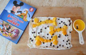 Pluto Disney Snack
