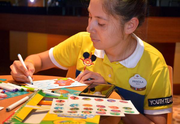 Disney Cruise Line Crew Member