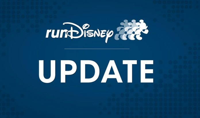 runDisney update