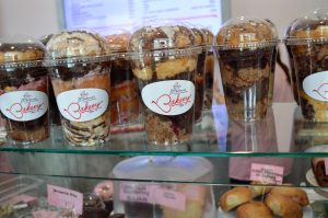 Erin McKenna's NYC BAkery offers to go items