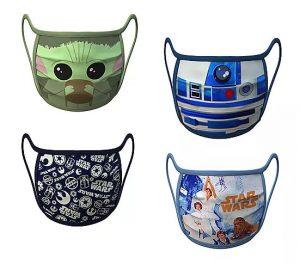Wear Face masks in Disney from ShopDisney.com