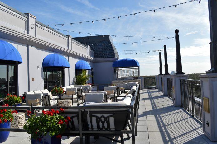 Topolino's Terrace Flavors of the Riviera
