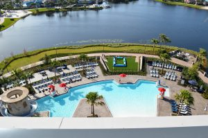Disney's Riviera Resort Swimming Pool