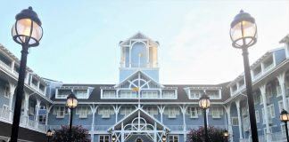 Disney's Yacht and Beach Club Resort