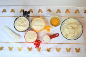 Diy Mickey Pretzel Recipe Ingredients