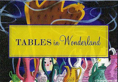 tables in wonderland discontinued