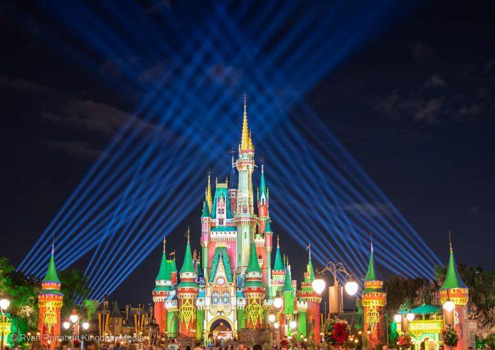Magic Kingdom Cinderella's Castle- Ryan Ranahan Kingdom Media Copyright
