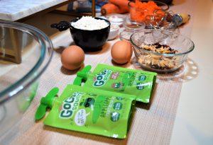 Svens Carrot Applesauce Loaf Ingredients