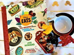 Disney Eats Cookbook