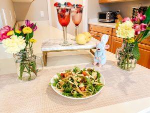 Dole Now We're All Cooking Veggie Linguini a la Linguini