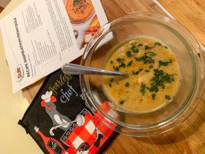 Dole Now We're All Cooking Little Chef Potato Leek Soup