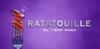 ratatouille tiktok musical poster