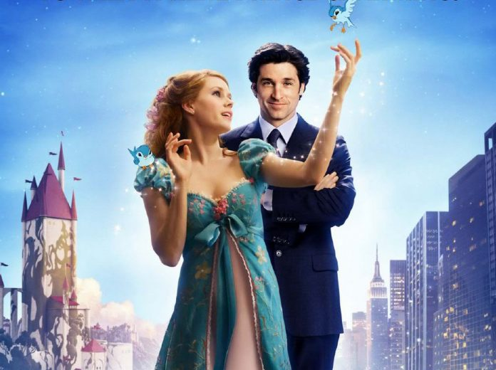 Disney-Enchanted-Movie-rotoscoopers poster-