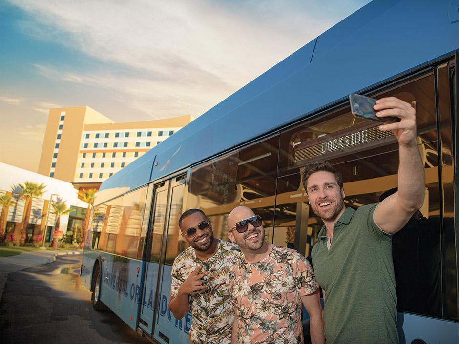 Dockside Inn and Suites Transportation