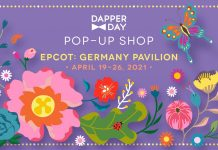 Dapper day 2021 pop up shop