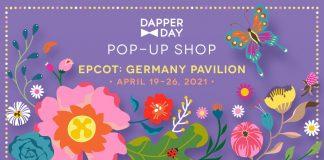 Dapper day 2021 pop up shop