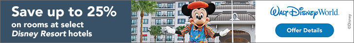 Disneyland and Walt Disney World Travel Deals