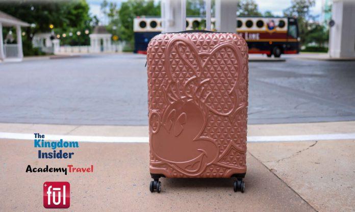 Ryan Ranahan FUL Luggage