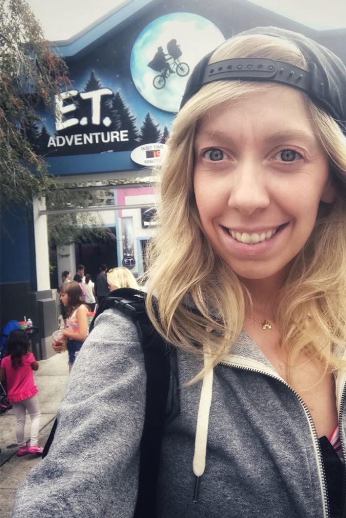 E.T. Adventure - Guest Story